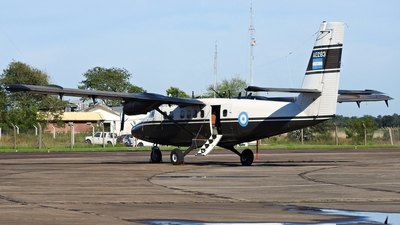 AE-263 - De Havilland Canada DHC-6-300 Twin Otter - Argentina - Army