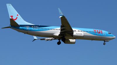 D-ATUJ - Boeing 737-8K5 - TUI