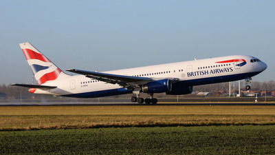 G-BZHC - Boeing 767-336(ER) - British Airways