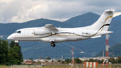 OY-NCJ - Dornier Do-328-310 Jet - Sun-Air of Scandinavia