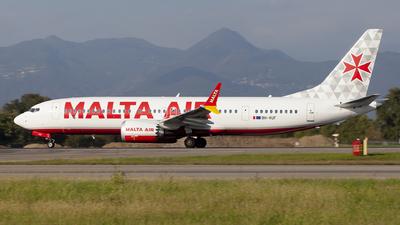 9H-VUF - Boeing 737-8-200 MAX - Malta Air