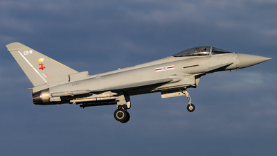 ZK367 - Eurofighter Typhoon FGR.4 - United Kingdom - Royal Air Force (RAF)
