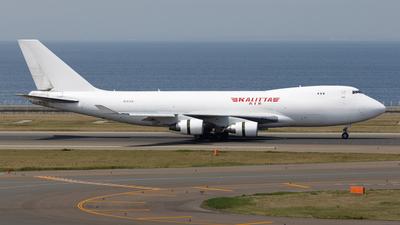N701CK - Boeing 747-4B5ERF - Kalitta Air