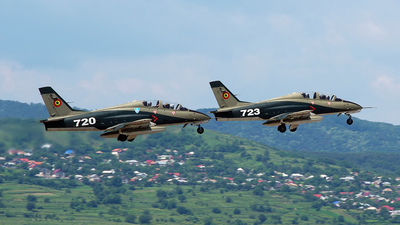 723 - IAR-99 Soim - Romania - Air Force