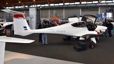 S5-MRR - Pipistrel Panthera - Private