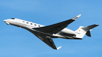 A picture of ECMLR - Gulfstream G650 - Gestair - © Rui Marques