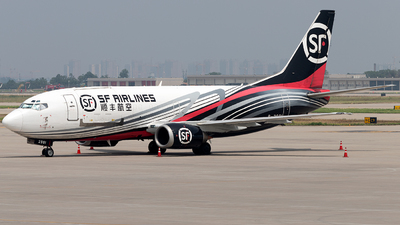 B-2981 - Boeing 737-3W0(SF) - SF Airlines