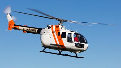 D-HNWE - MBB Bo105CBS-4 - Heli Aviation