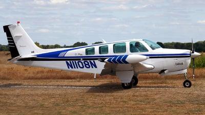 N1108N - Beechcraft A36 Bonanza - Private