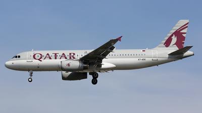 A7-ADG - Airbus A320-232 - Qatar Airways