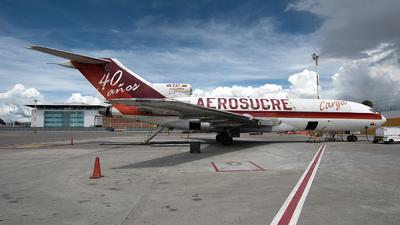 HK-727 - Boeing 727-59(F) - Aerosucre