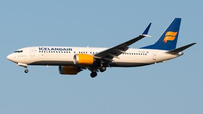 TF-ICO - Boeing 737-8 MAX - Icelandair