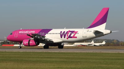 A picture of HALPY - Airbus A320232 - Wizz Air - © Calin Horia Lupu