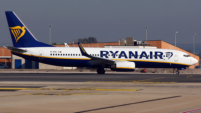 EI-ENJ - Boeing 737-8AS - Ryanair