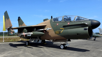 5545 - LTV A-7P Corsair II - Portugal - Air Force
