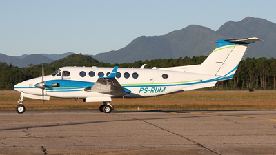 PS-RUM - Beechcraft B300 King Air 350i - Private