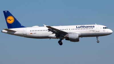 D-AIPZ - Airbus A320-211 - Lufthansa
