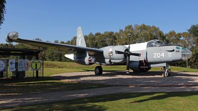 204 - Lockheed SP-2H Neptune - Netherlands - Navy
