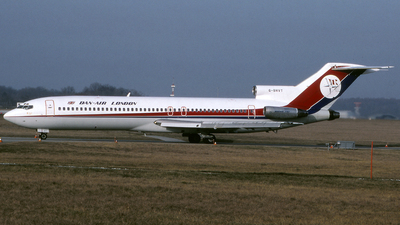 G-BHVT - Boeing 727-212(Adv) - Dan-Air London