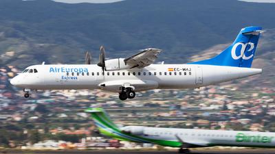 EC-MHJ - ATR 72-212A(500) - Air Europa Express