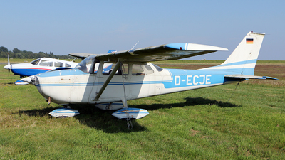 D-ECJE - Reims-Cessna F172H Skyhawk - Private