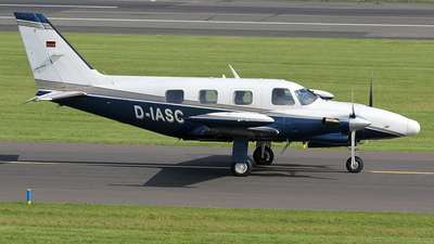 A picture of DIASC - Piper PA31T Cheyenne 2 - [31T8104067] - © Ian Howat