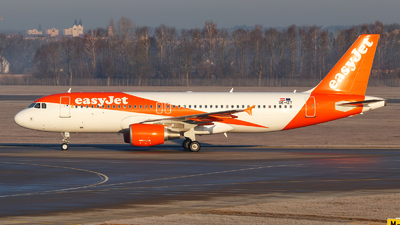 A picture of OEIZT - Airbus A320214 - easyJet - © Oliver Richter