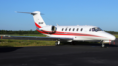 XB-CAF - Cessna 650 Citation III - Private
