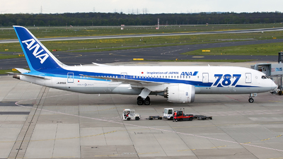 JA805A - Boeing 787-8 Dreamliner - All Nippon Airways (ANA)