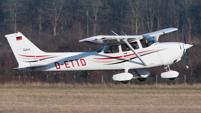 D-ETTD - Cessna 172R Skyhawk II - Aviation Training & Transport Center
