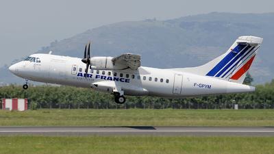 F-GPYM - ATR 42-500 - Air France (Airlinair)