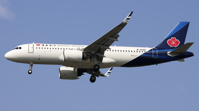 B-308R - Airbus A320-271N - Qingdao Airlines