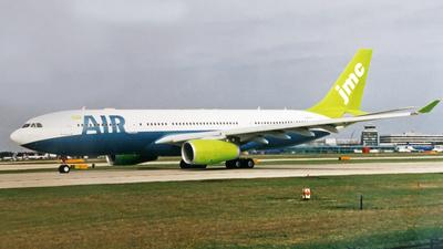 G-OJMC - Airbus A330-243 - JMC Air