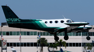 N750PC - Cessna 340 - Private