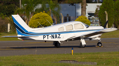 PT-NAZ - Embraer EMB-711C Corisco - Private