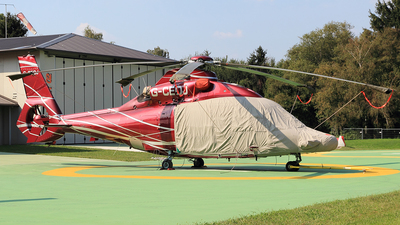 G-CEOJ - Airbus Helicopters H155 B1 Dauphin - Starspeed