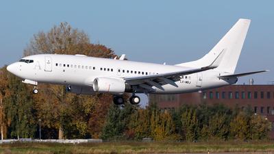 LX-MBJ - Boeing 737-7HE(BBJ) - Global Jet Luxembourg