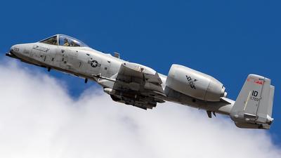 78-0703 - Fairchild A-10C Thunderbolt II - United States - US Air Force (USAF)