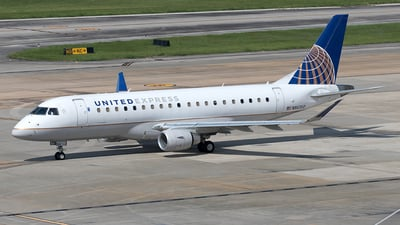 N86350 - Embraer 170-200LR - United Express (Mesa Airlines)