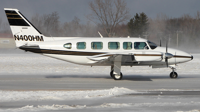 N400HM - Piper PA-31-350 Chieftain - Private
