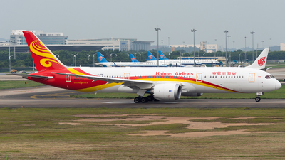 B-20AL - Boeing 787-9 Dreamliner - Hainan Airlines