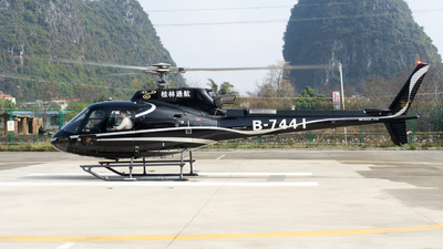 B-7441 - Eurocopter AS 350B3 Ecureuil - Guilin General Aviation