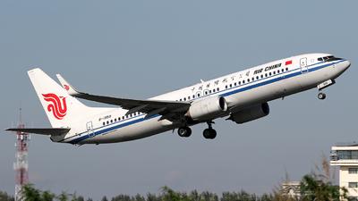 B-1958 - Boeing 737-89L - Air China