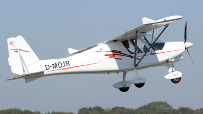 D-MDJR - Ikarus C-42 - Private