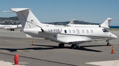 LX-FCB - Pilatus PC-24 - Flying Group