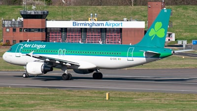 A picture of EICVC - Airbus A320214 - Aer Lingus - © Dom Smith (Aviationlife14)