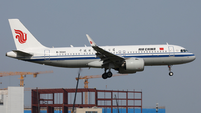 B-30AH - Airbus A320-271N - Air China