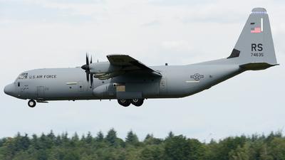 07-4635 - Lockheed Martin C-130J-30 Hercules - United States - US Air Force (USAF)