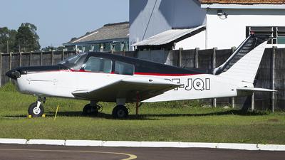 PT-JQI - Piper PA-28-140 Cherokee Cruiser - Aerocon Flight School