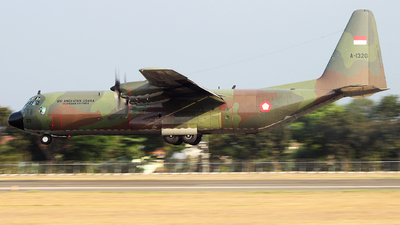 A-1320 - Lockheed C-130H-30 Hercules - Indonesia - Air Force